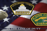 CA Shooter Detained, Deputies Grieving