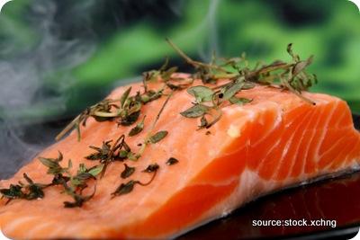 salmon med